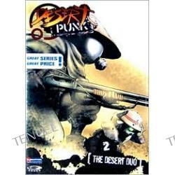 Desert Punk, Vol. 2: the Desert Duo