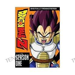Dragon Ball Z: Season 1 - Vegeta Saga / (Sub Unct)
