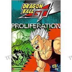 Dragonball Gt: Baby - Proliferation