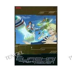 Eureka Seven 12 (Tshirt,Cd,Video Game Manga 2)