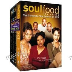 Soul Food: Complete Series a.k.a. Soul Food: Complete Series (19pc) / (Full Box Sen)