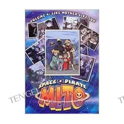 Space Pirate Mito 4: like Mother (Ep 11-13)