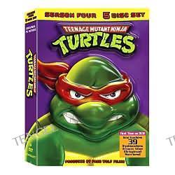 Teenage Mutant Ninja Turtles: Season 4 (5pc)