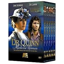 Dr. Quinn, Medicine Woman: The Complete First Seas