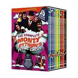 The 16-Ton Monty Python Megaset