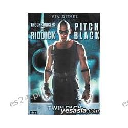 """The Chronicles Of Riddick"" & ""Pitch Black"" Twin Pack (DVD) (First Press Limited Edition) (Japan Version)"
