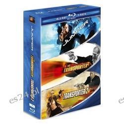 Action Hero 3 Pack Blu-ray