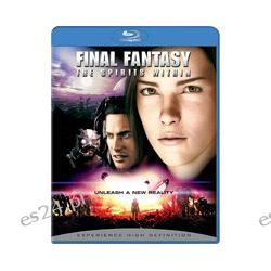 Final Fantasy: The Spirits Within Blu-ray