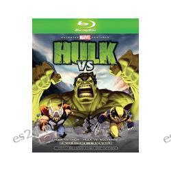 Hulk vs. Thor / Hulk vs. Wolverine Blu-ray
