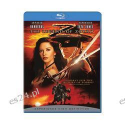 The Legend of Zorro Blu-ray