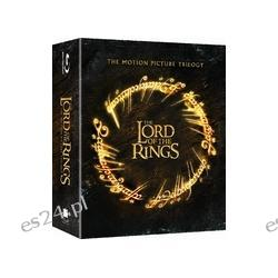 The Lord of the Rings: The Motion Picture Trilogy Blu-ray