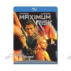 Maximum Risk Blu-ray