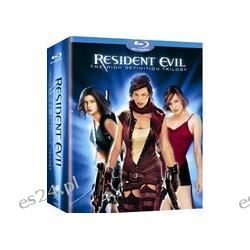 Resident Evil: The High Definition Trilogy Blu-ray