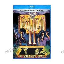 The Evil Dead 2: Dead by Dawn a.k.a. Evil Dead 2, Evil Dead 2: Book of the Dead, Evil Dead II