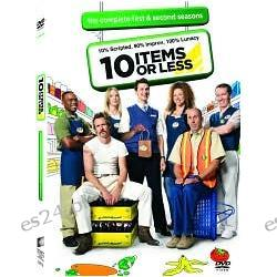 10 Items Or Less: Complete First & Second Seasons a.k.a. 10 Items or Less: Complete First & Second Seasons