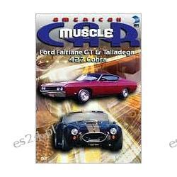 American Musclecar: Ford Fairlane Gt and Talladega / 427 Cobra