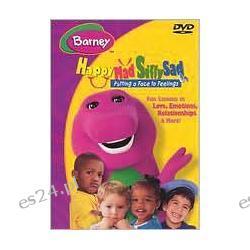 Barney: Happy, Mad, Silly, Sad