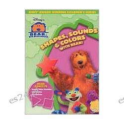 Bear in the Big Blue House: Shapes Sounds & Colors