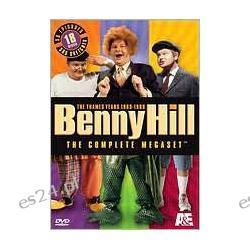 Benny Hill: Complete Megaset a.k.a. Benny Hill: Complete Megaset (18 Discs)