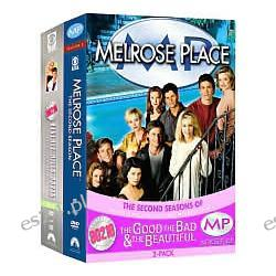 Beverly Hills 90210: the Complete Second Season / Melrose Place: the Complete Second Season