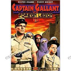 Captain Gallant of the Foreign Legion, Vol. 1