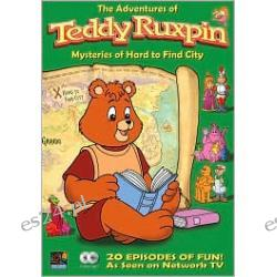 Adventures of Teddy Ruxpin: Mysteries of Hard to Find City