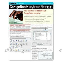 GarageBand: Keyboard Shortcuts (Quamut)