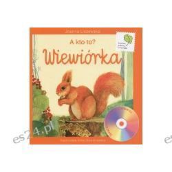A kto to? Wiewiórka + CD