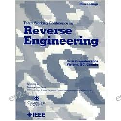 10th Working Conference on Reverse Engineering: WCRE 2003)