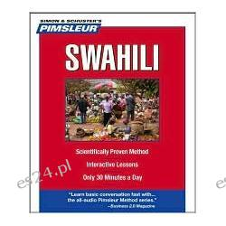 Swahili: Learn to Speak and Understand Swahili with Pimsleur Language Programs