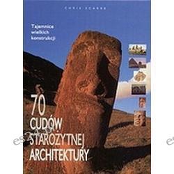 70 cudów starożytnej architektury okładka: twarda