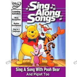 Disney's Sing Along Songs with Pooh Bear and Piglet Too!