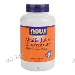 NOW Foods - Alfalfa Juice Concentrate Powder - 8 oz.