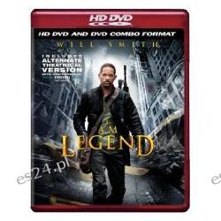 I Am Legend (Combo HD DVD and Standard DVD) [HD DVD] (2007)