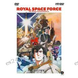 Royal Space Force: Wings of Honneamise (Combo HD DVD and DVD) [HD DVD] (1995)