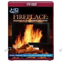Fireplace: Visions of Tranquility (HD DVD + DVD) by HDScape [HD DVD]