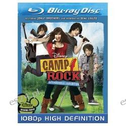 Camp Rock: Extended Rock Star Edition [Blu-ray] (2008)