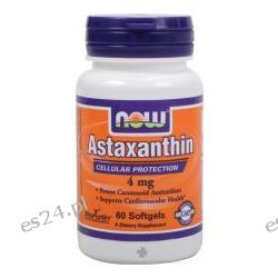 NOW Foods - Astaxanthin 4 mg. - 60 Softgels