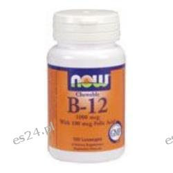 NOW Foods - B-12 1000 mcg. - 100 Lozenges