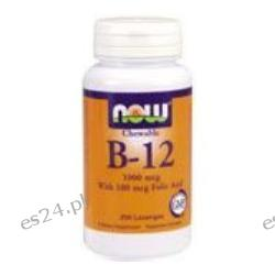 NOW Foods - B-12 1000 mcg. - 250 Lozenges