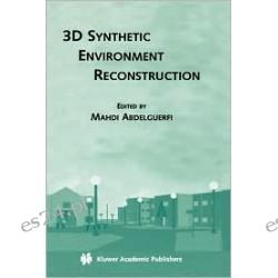 3D Synthetic Environment Reconstruction