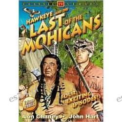Hawkeye and the Last of the Mohicans 3 / (B&W)