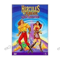 Hercules & Xena: The Battle For Mount Olympus a.k.a. Hercules & Xena: The Animated Movie