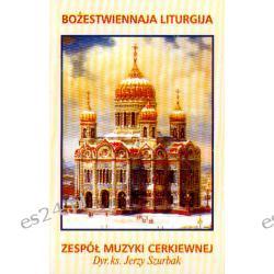 Bożestwiennaja Liturgija - kaseta