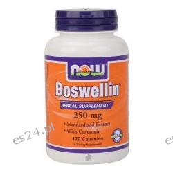 NOW Foods - Boswellin with Curcumin Extract - 120 Capsules