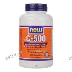 NOW Foods - C-500 Calcium Ascorbate-C - 250 Capsules