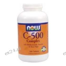 NOW Foods - C-500 Complex - 500 tablets