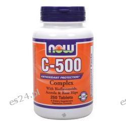 NOW Foods - C-500 Complex - 250 Tabs