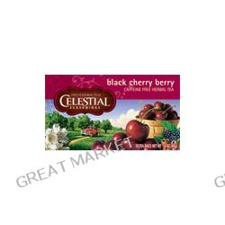 Black Cherry Berry by Celestial Seasonings
