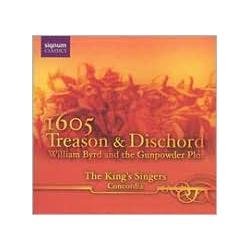 1605: Treason & Discord